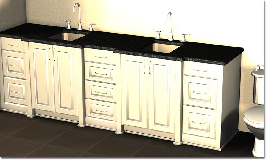 vanity cabinets master vanity cabinets fancy vanity layout tutorial