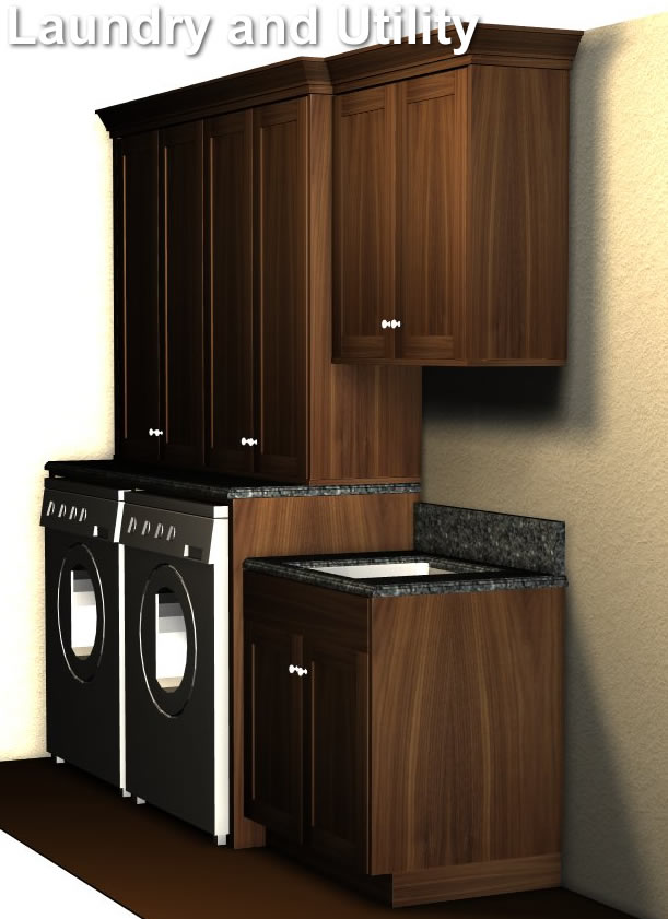 ... Utility and Laundry room cabinets > Laundry and Utility Cabinet Layout