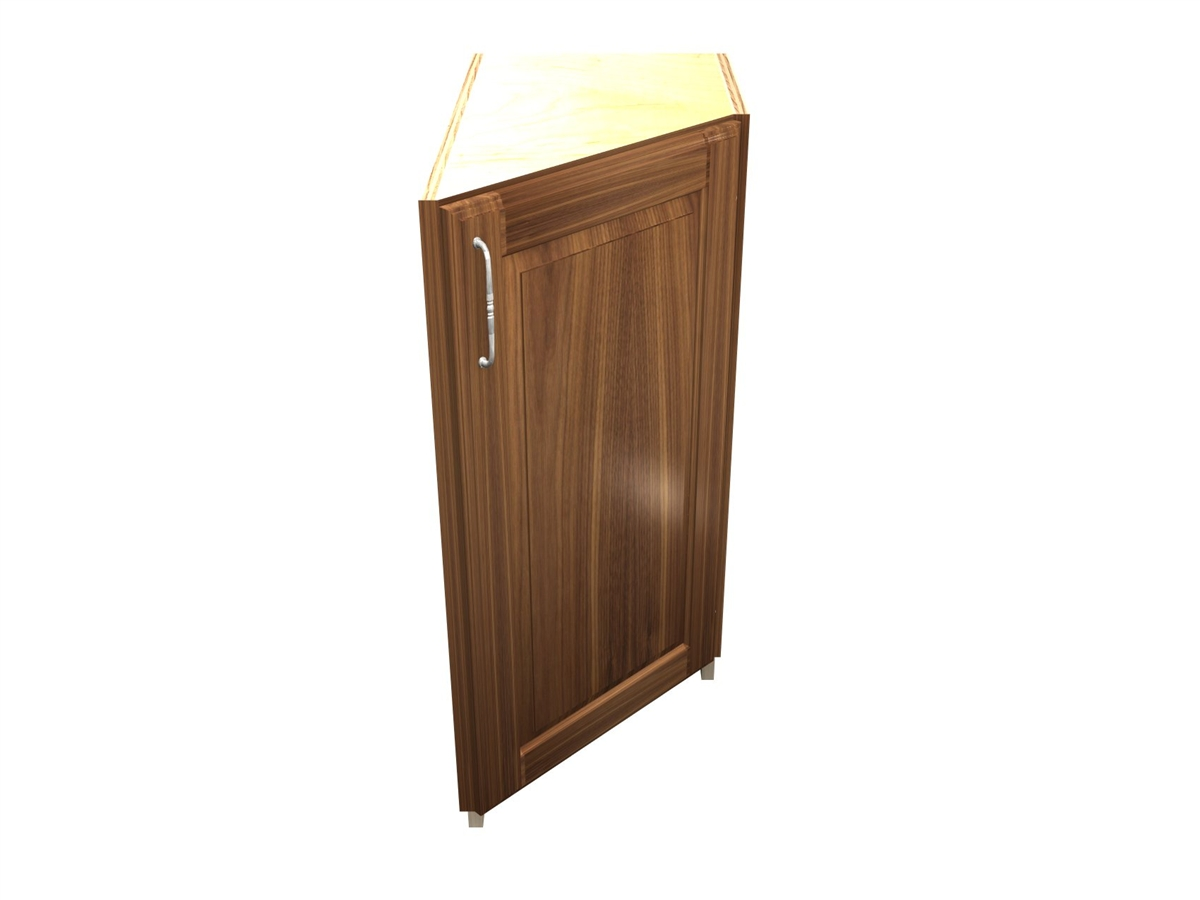1 door 45 degree transition cabinet for 1 door cabinet