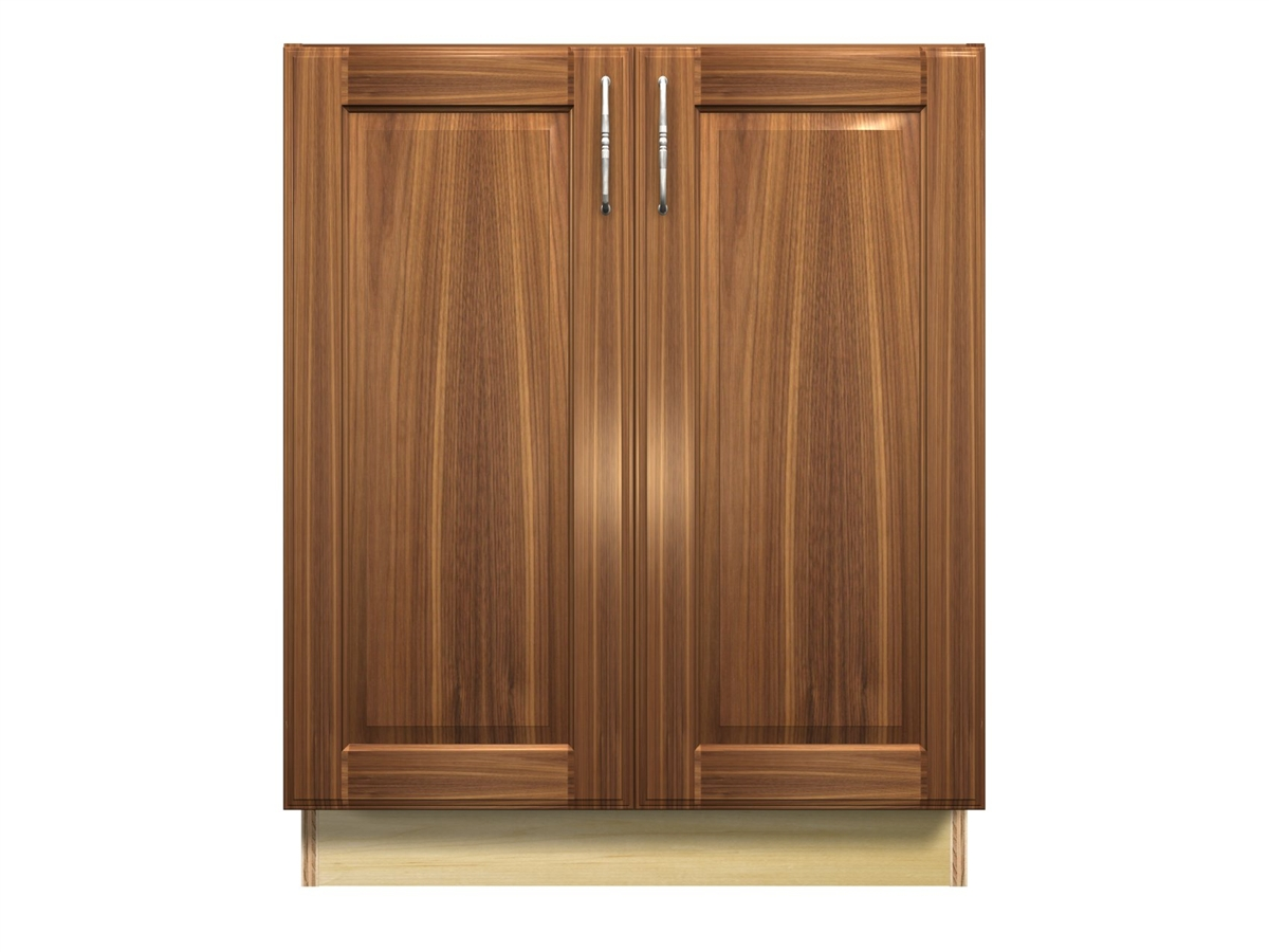 2 door base cabinet for Base cabinets