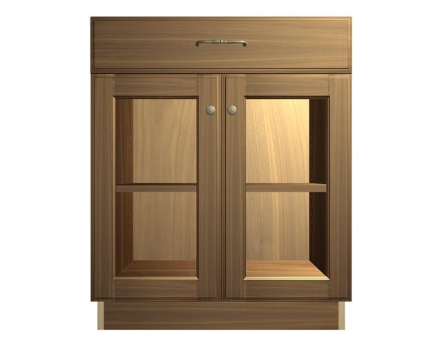2 door 1 drawer base cabinet for 1 drawer 2 door cabinet