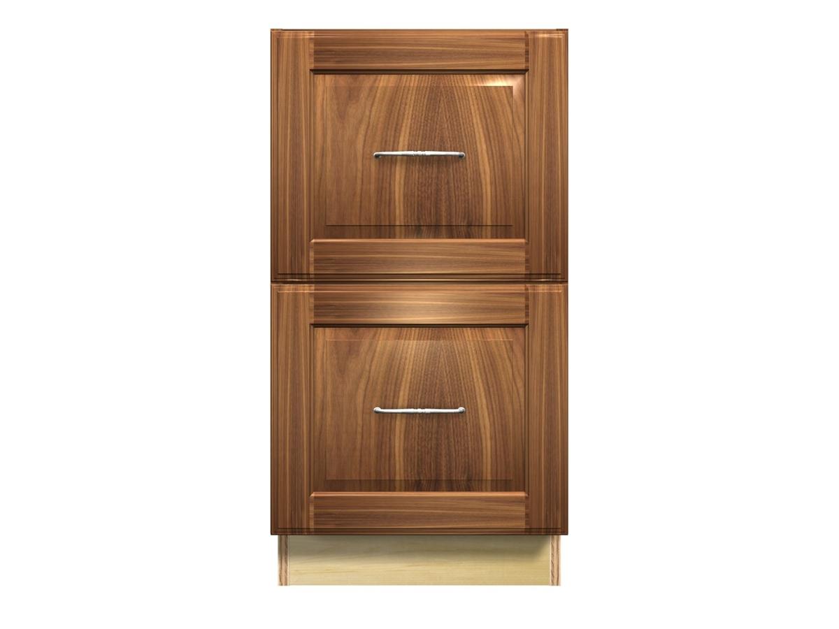 2 drawer base cabinet. Black Bedroom Furniture Sets. Home Design Ideas