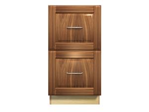 2 drawer base cabinet for Barker kitchen cabinets