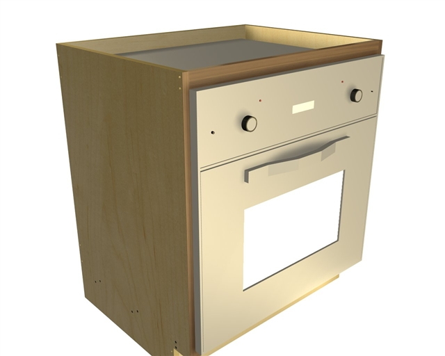 Base wall oven cabinet with dual decks for What is the bottom drawer of an oven for