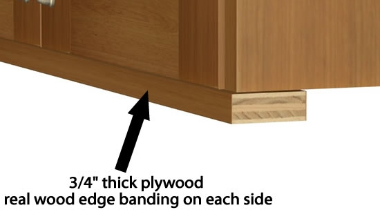 Simple Square Edge Flat Molding