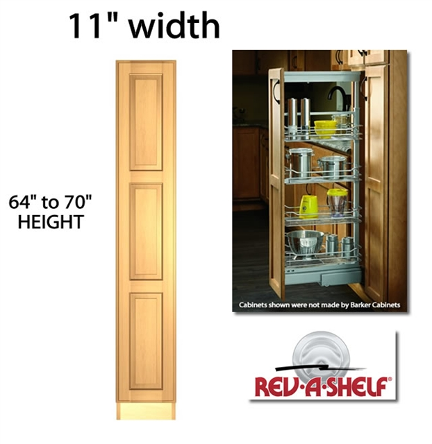 Pullout Pantry Cabinet 11 Quot Wide 5758 Series