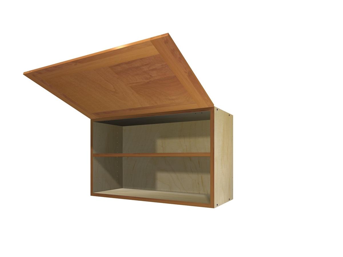 1 Door Flip Up Cabinet