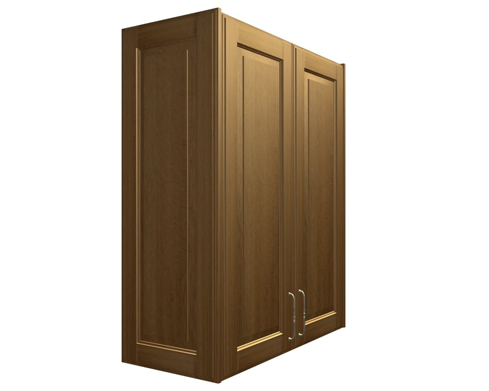 Applied Door End Panel- Unfinished RTA Cabinets (wall cabinet)