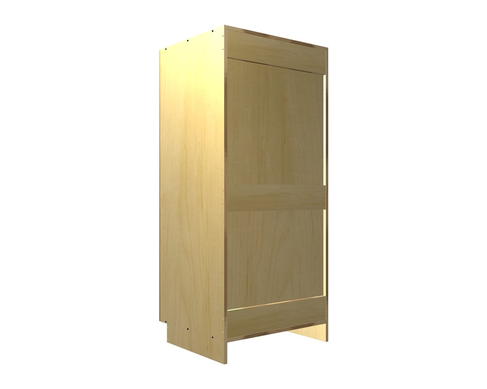 door tall pantry cabinet