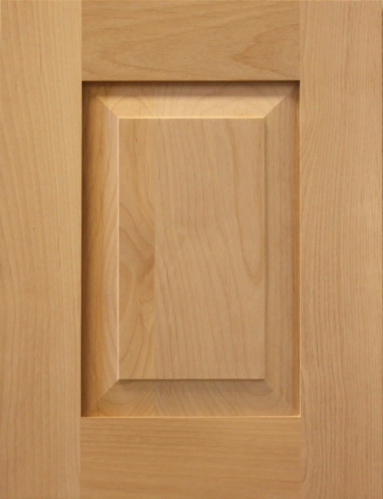 Shaker raised panel sample cabinet door - Kitchen door ...