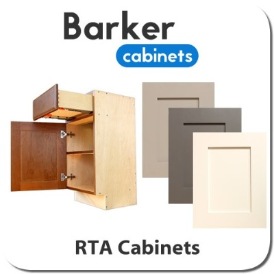 Beau Enjoy Your New RTA Cabinet Project From Start To Finish, Order From Barker  Cabinets Today!