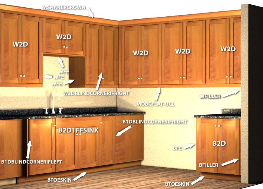 Simple Laundry Room Cabinet Layout