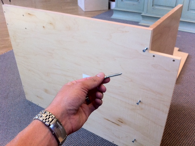 wooden back stretcher instructions