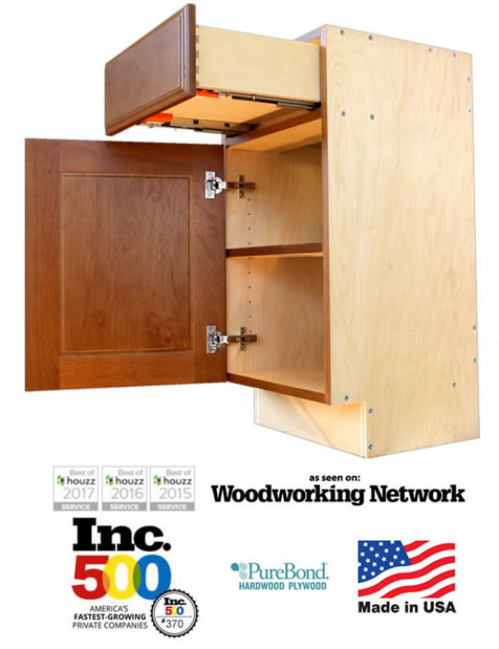 Custom Rta Cabinets Made In Usa