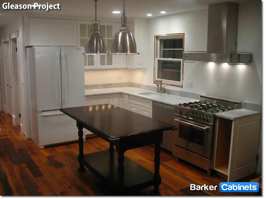 Gleason Kitchen Shaker Raised Panel